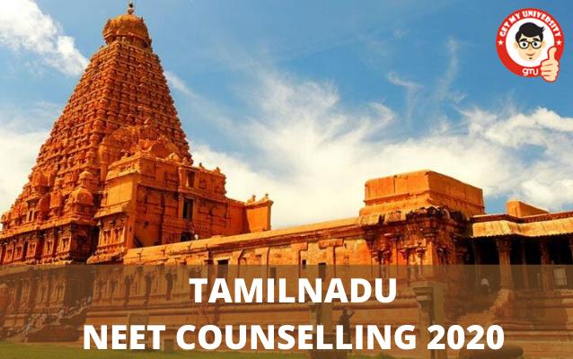 Tamilnadu MBBS NEET Counselling