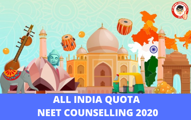 NEET AIQ ALL INDIA COUNSELLING